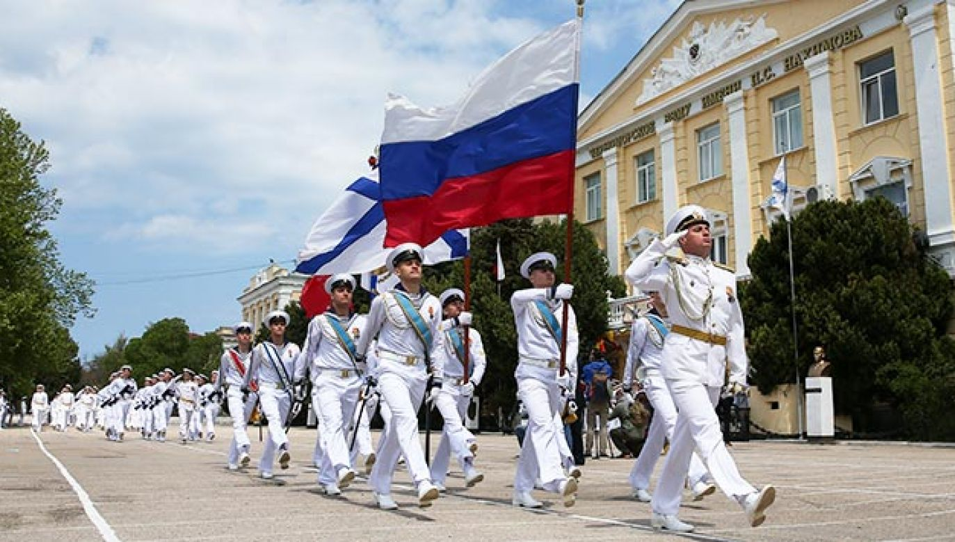 Zmiany w konstytucji zainicjował w styczniu br. prezydent Rosji Władimir Putin (fot. Sergei Malgavko\TASS via Getty Images)