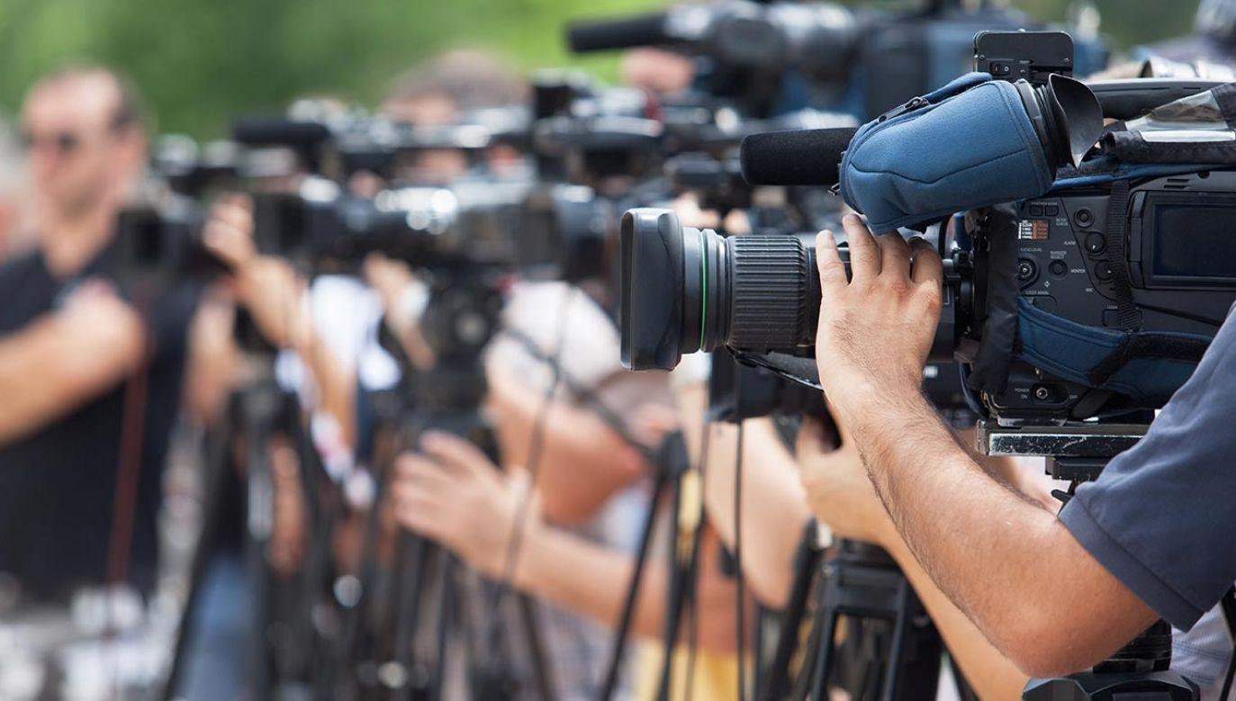 Poprawka do projektu ustawy medialnej (fot. Shutterstock/wellphoto)