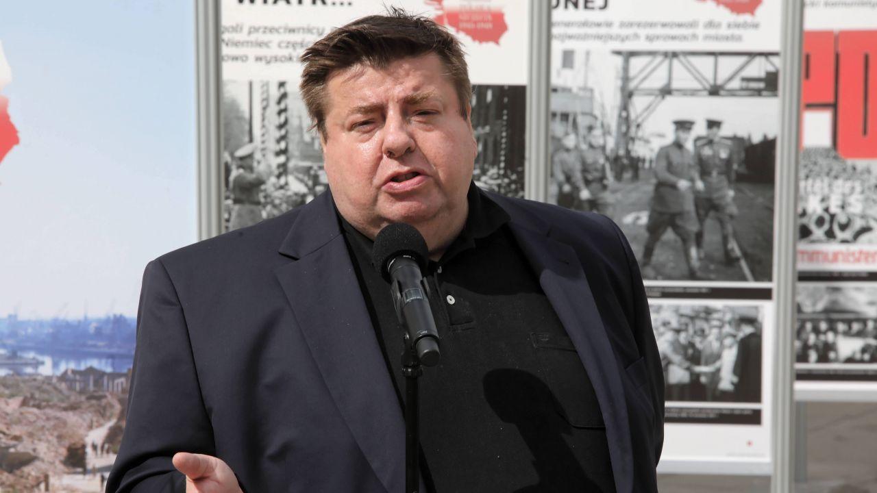 Piotr Semka (fot. PAP/Wojciech Olkuśnik)