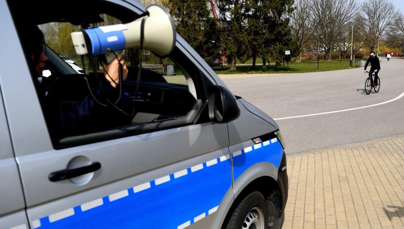 Nowelizacja wprowadza także zmiany, dotyczące funkcjonowania niektórych służb mundurowych (fot. PAP/Darek Delmanowicz)