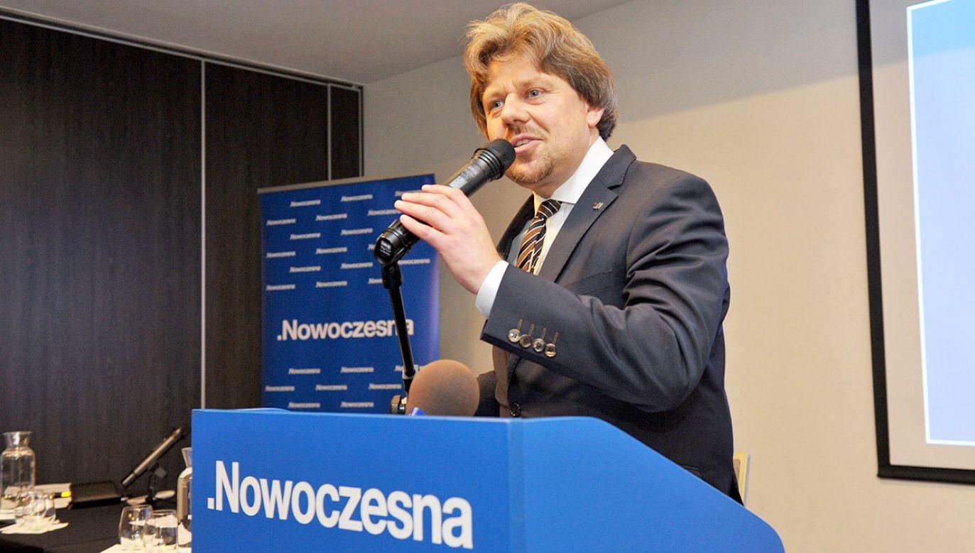 Misiło ma ostatnie miejsce na liście Koalicji z Koszalina (fot. arch. PAP/Marcin Bielecki)