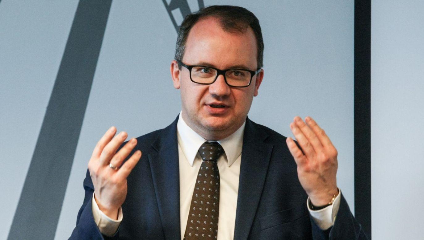 Adam Bodnar pełnił funkcję Rzecznika Praw Obywatelskich od 9 września 2015 r. (fot. Michal Fludra/NurPhoto via Getty Images)