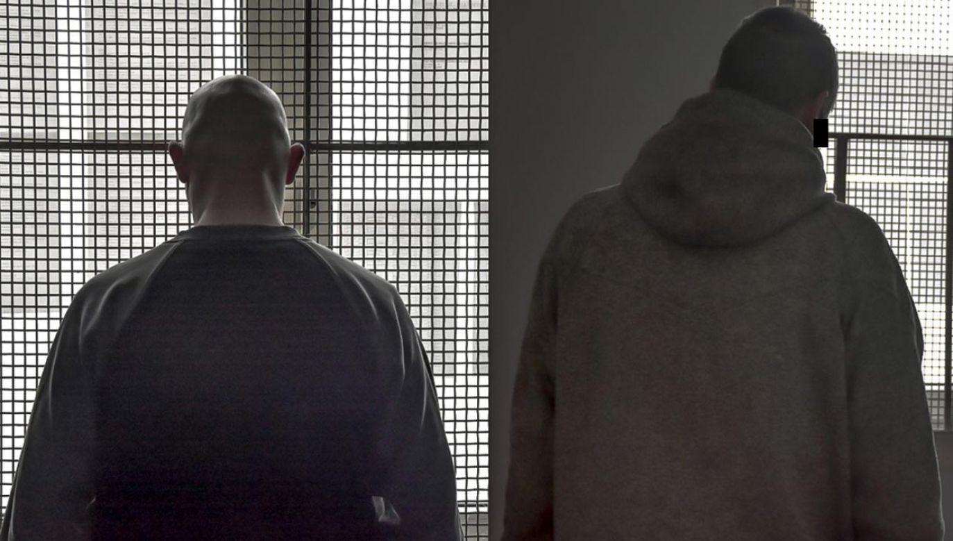 Bracia noc spędzili w gorzowskiej komendzie (fot. Policja)