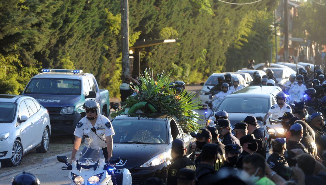 Do soboty w Argentynie trwa żałoba narodowa ogłoszona przez prezydenta (fot. PAP)