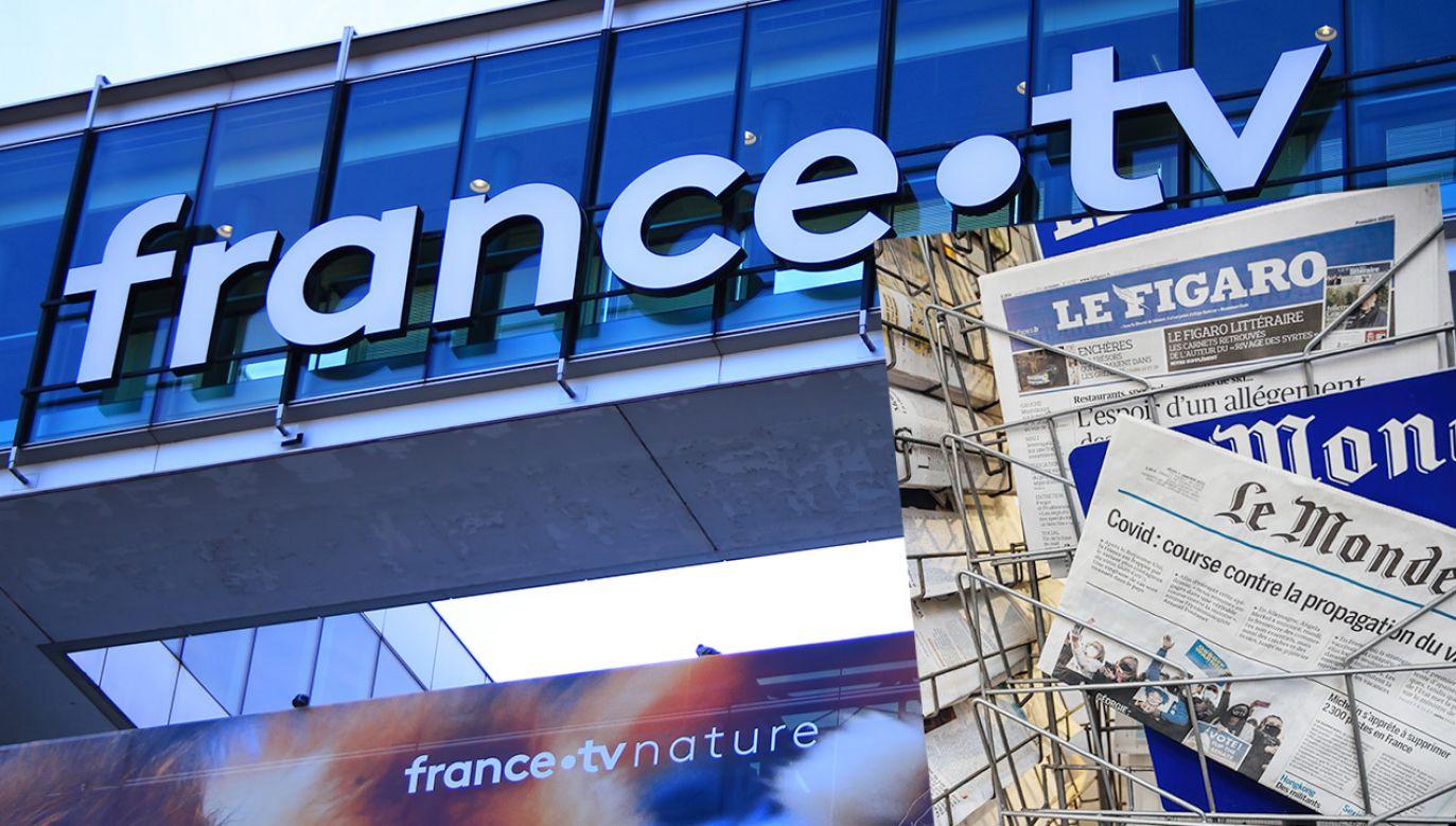 We Francji udział kapitału zagranicznego w spółkach nadających naziemne programy rtv nie może przekraczać 20 proc. (fot. Shutterstock)