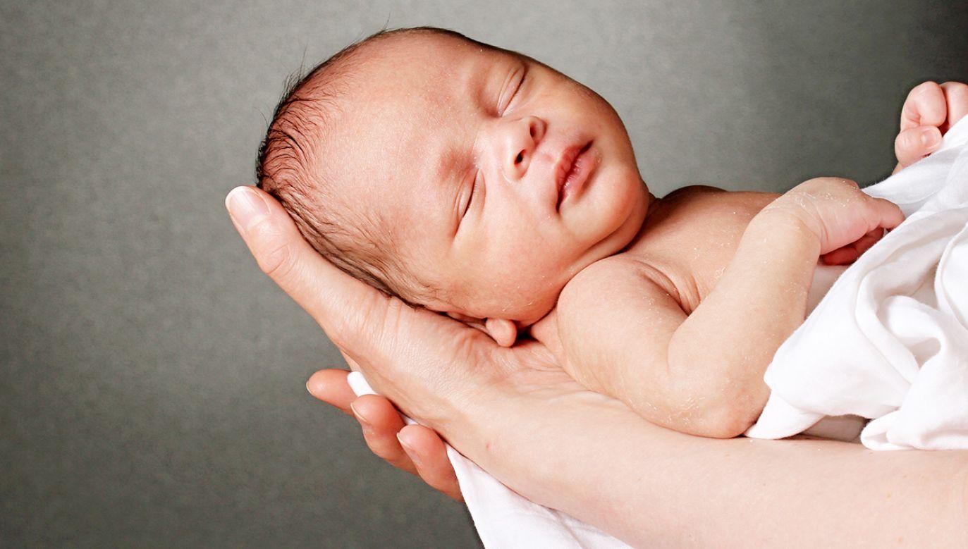 Pięciomiesięczna Esme nagle przestała oddychać (fot. Shutterstock)