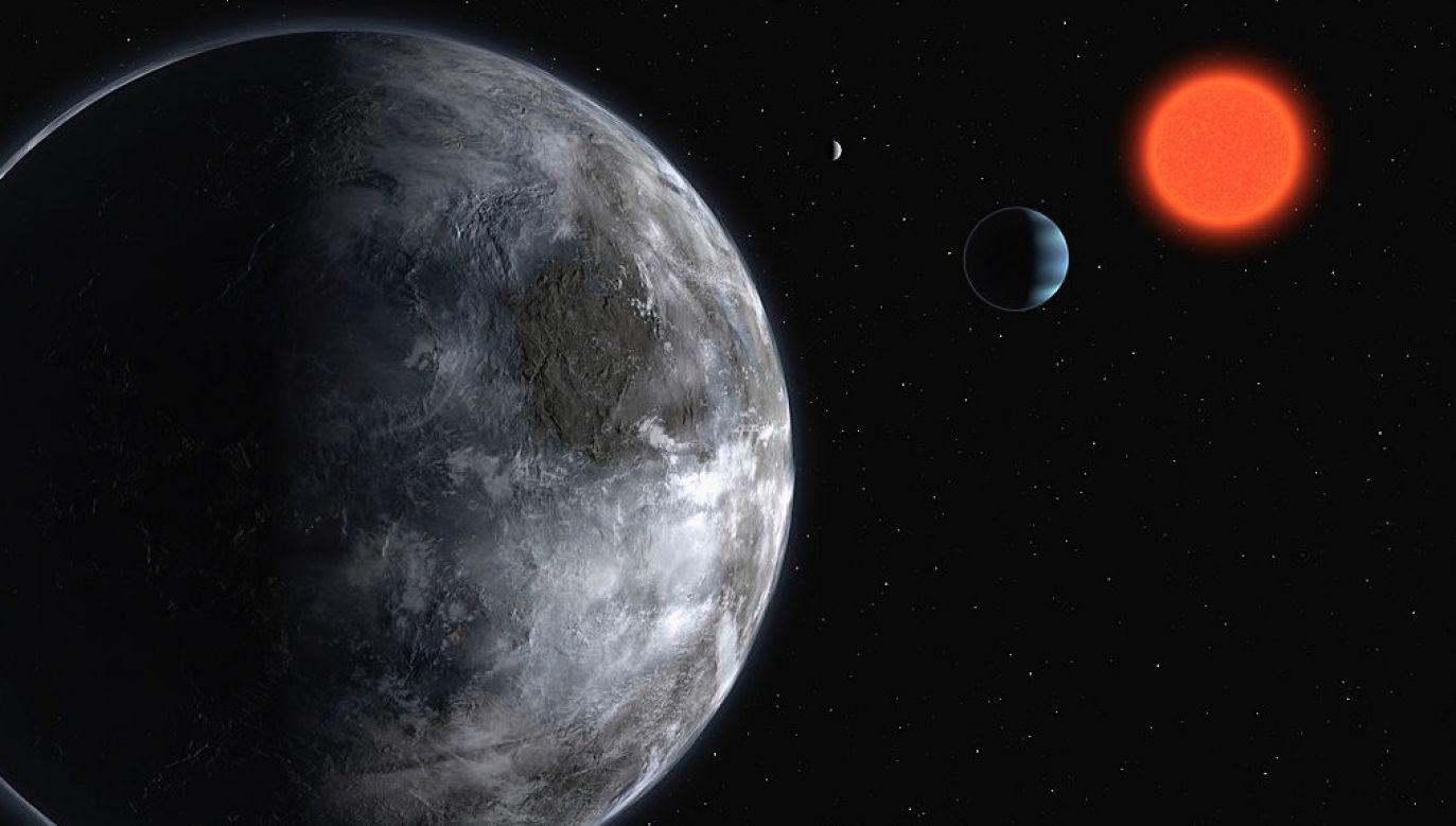 To, że jakaś planeta sprzyja życiu, nie znaczy, że na pewno się ono rozwinęło (fot. ESO via Getty Images)