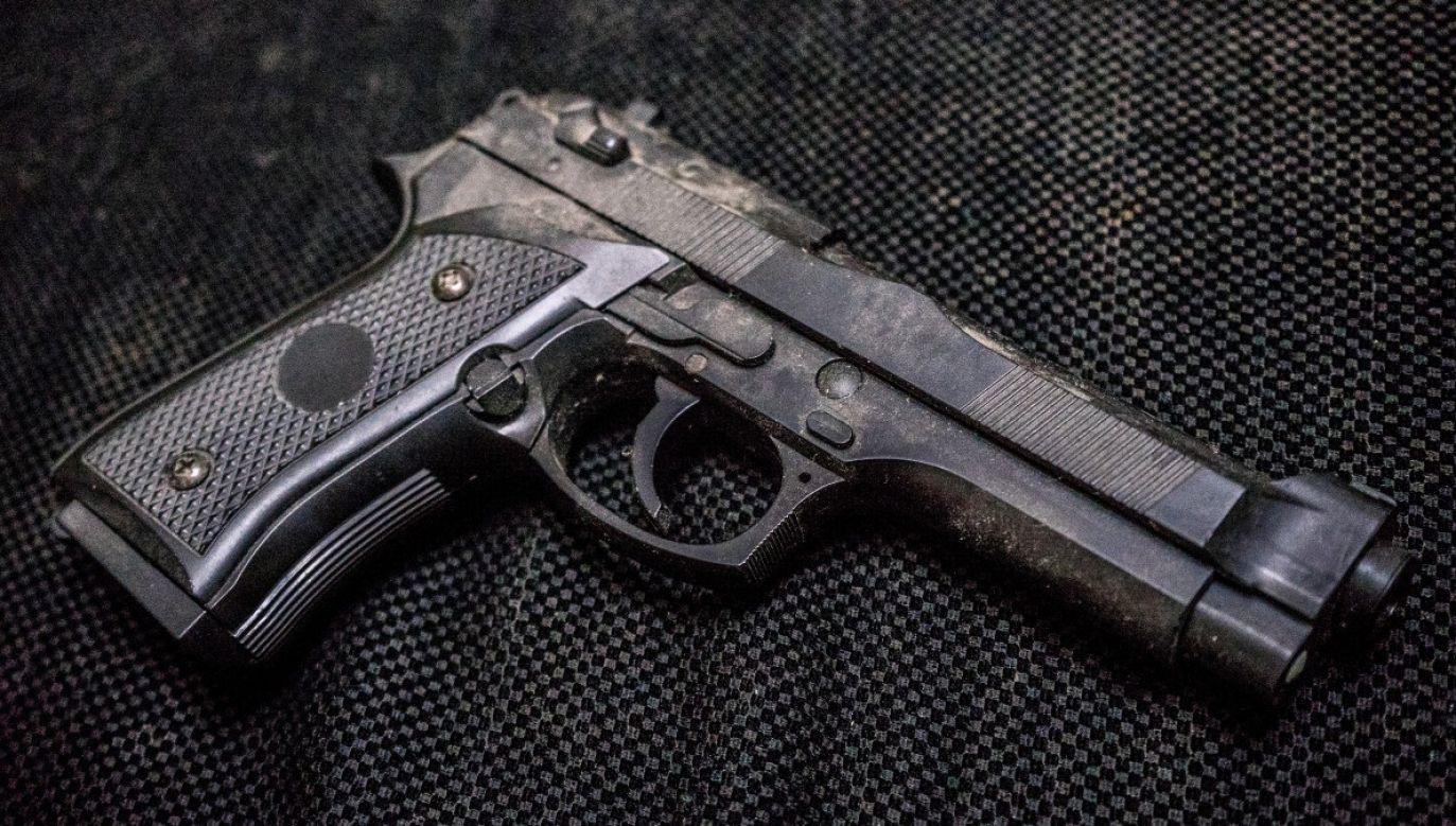 Domniemany sprawca nie miał pozwolenia na broń (fot. pxhere)