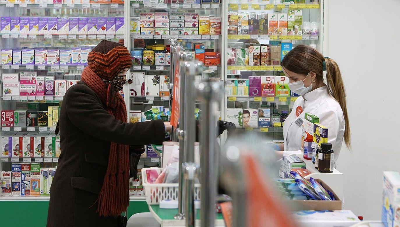 Podczas pandemii część aptek uciekała się do nieuczciwych praktyk  (fot. Shutterstock/Sergey Bezgodov)