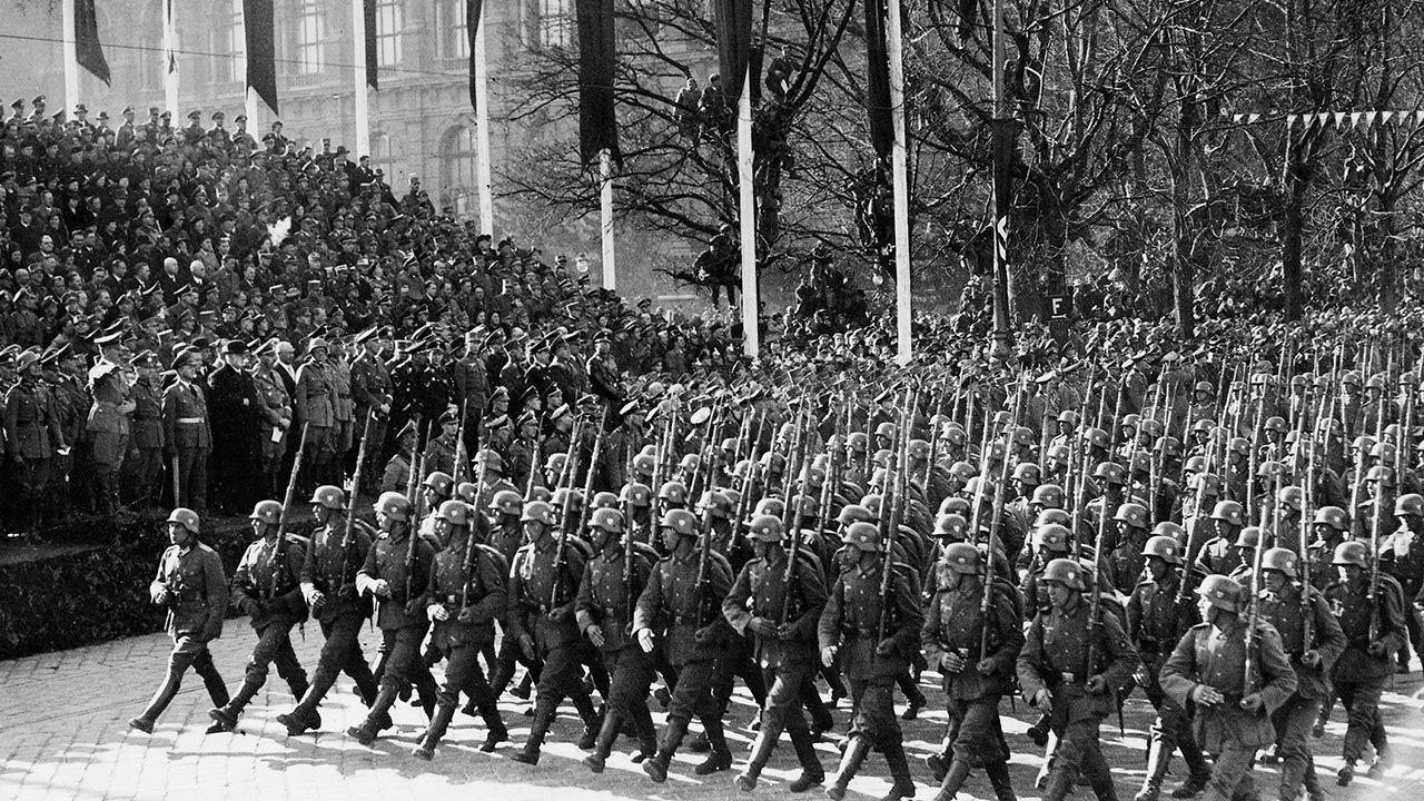 Próby przyłączenia Austrii do Niemiec były podejmowane przed dojściem Hitlera do władzy (fot. ullstein bild/ullstein bild via Getty Images)