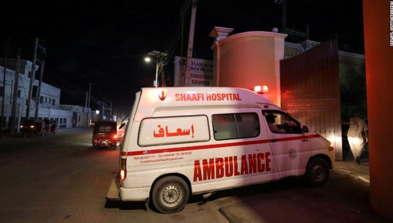 Sprawcami większości zamachów w Somalii są bojownicy organizacji militarnej Al–Szabab (fot.CNN)