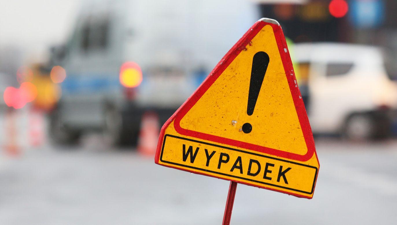 Stan potrącej kilkukrotnie osoby nie jest na razie znany (fot. arch.PAP/Leszek Szymański)