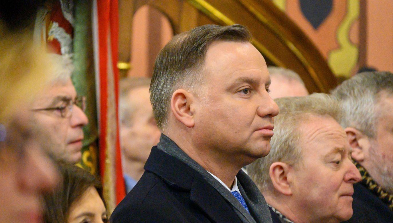 Prezydent uważa, że jego protest okazał się skuteczny (fot. PAP/Paweł Topolski)