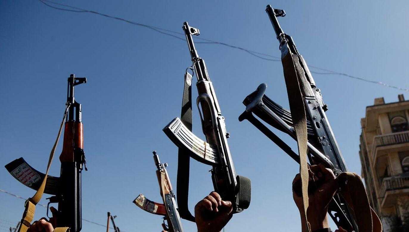 Masakra chrześcijan w Etiopii (fot. Mohammed Hamoud/Getty Images)
