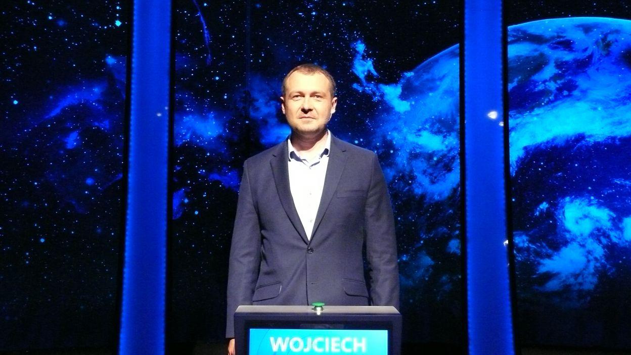 Wojciech Urbański - zwycięzca 18 odcinka 114 edycji