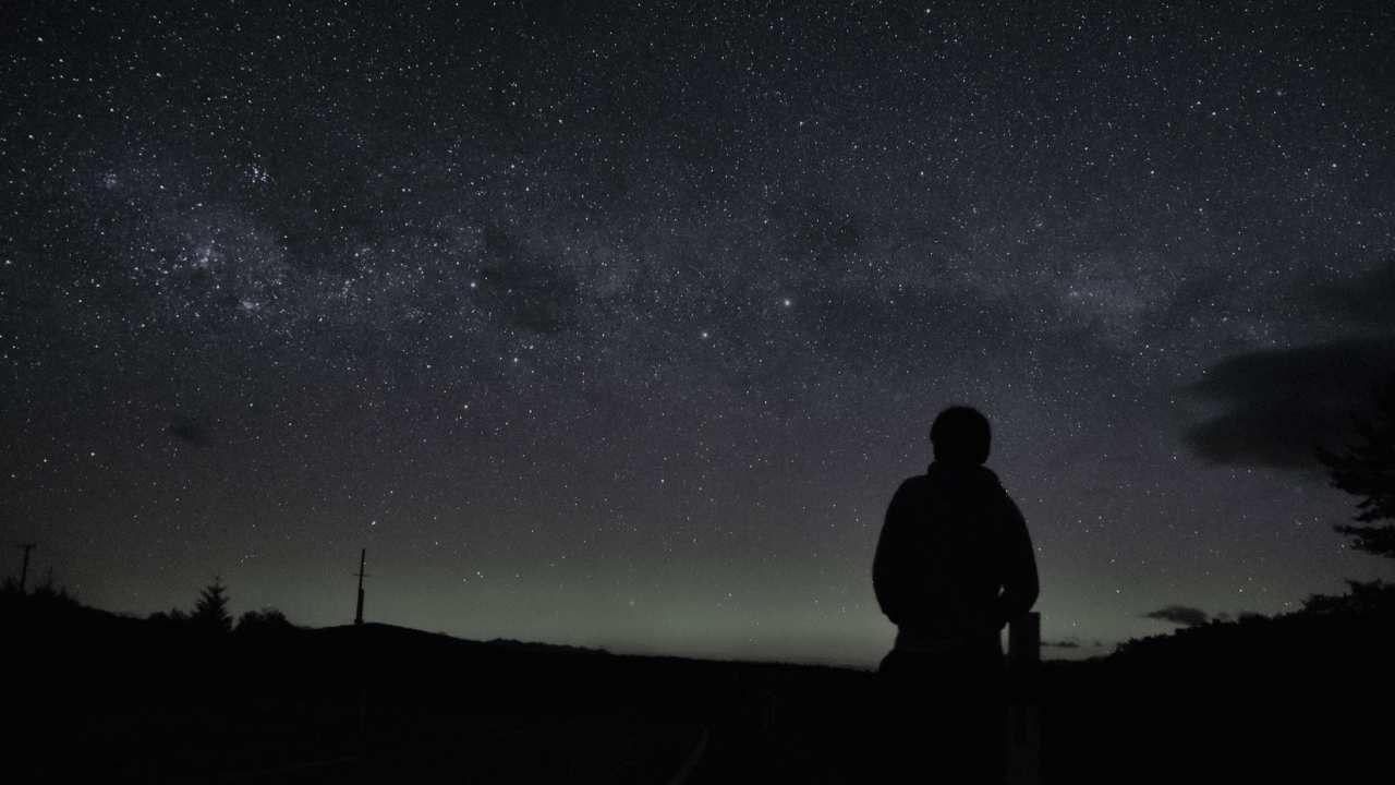 W parku ciemnego nieba doskonale widać Drogę Mleczną (fot. Shutterstock/KCEmperor)