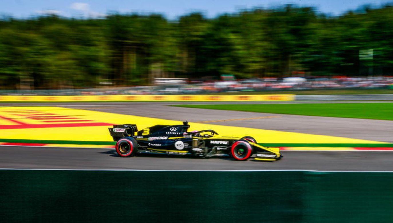 Oficjalna decyzja o inauguracji sezonu F1 ma zostać ogłoszona przez Międzynarodową Federację Samochodową (FIA) i właściciela F1 Liberty Media w poniedziałek (fot. PAP/EPA)
