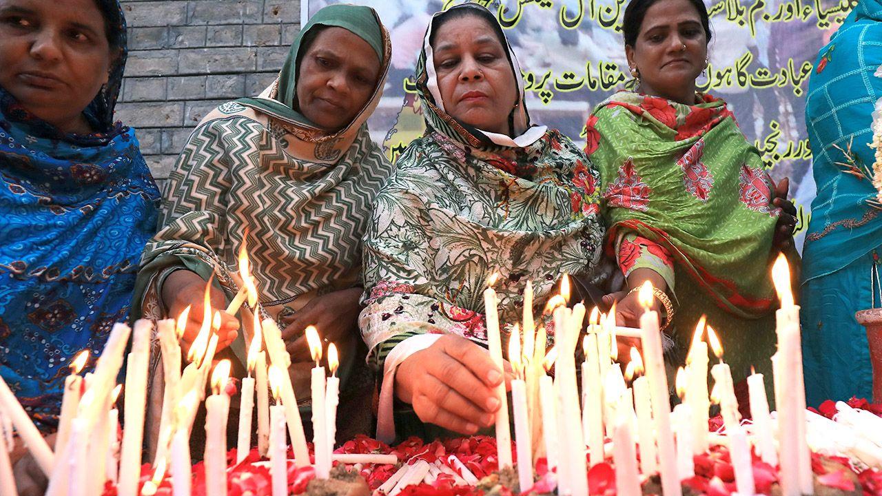 Muzułmanin zabił chrześcijankę, bo nie chciała zmienić religii (fot. REUTERS/Fayaz Aziz)