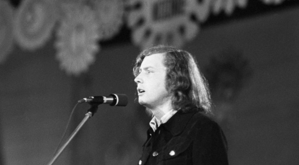 Marek Grechuta (fot. TVP)