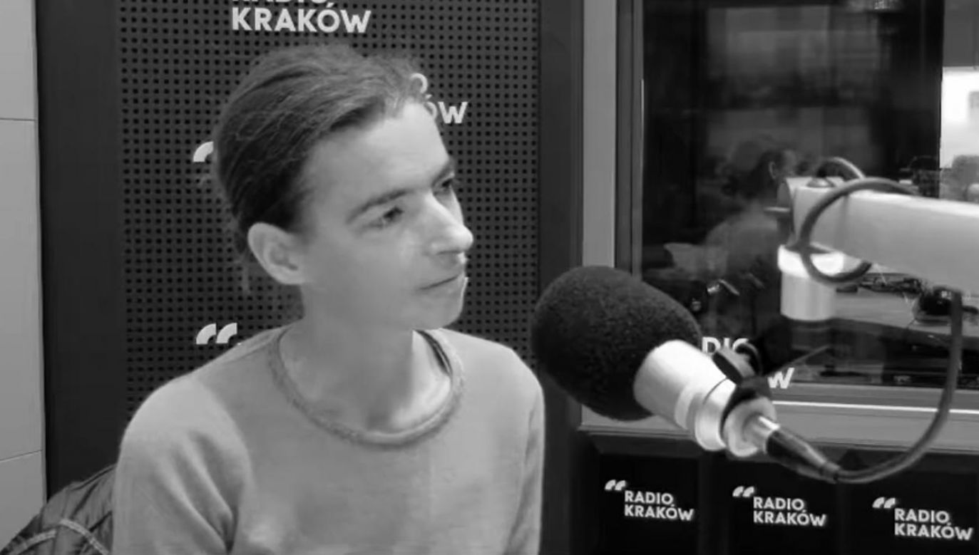 Maria Skąpska (fot. YouTube/Radio Kraków)