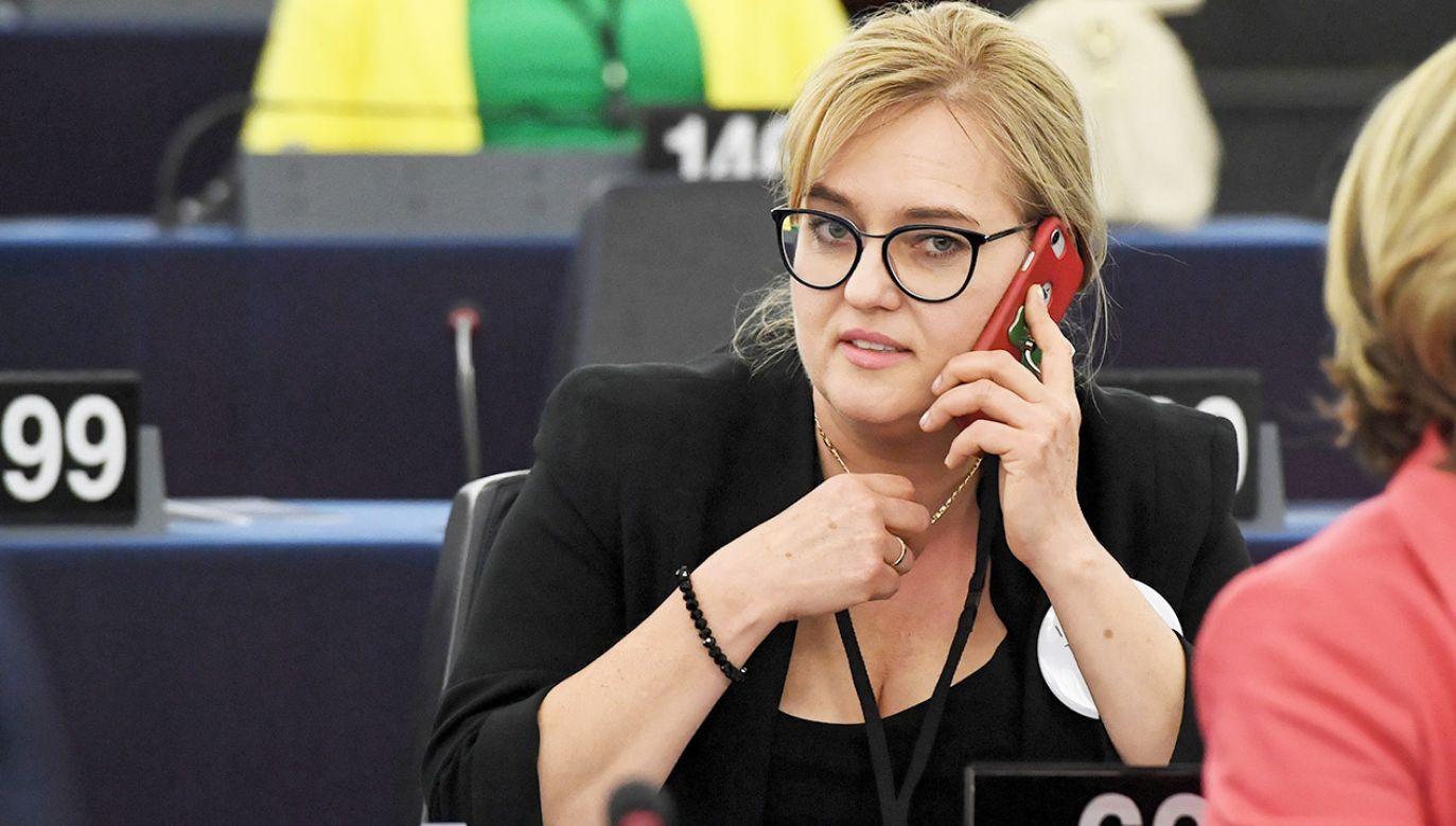 Magdalena Adamowicz (fot. arch.PAP/Radek Pietruszka)