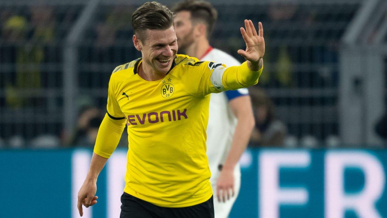 Łukasz Piszczek potwierdza, kiedy odejdzie z Borussii Dortmund