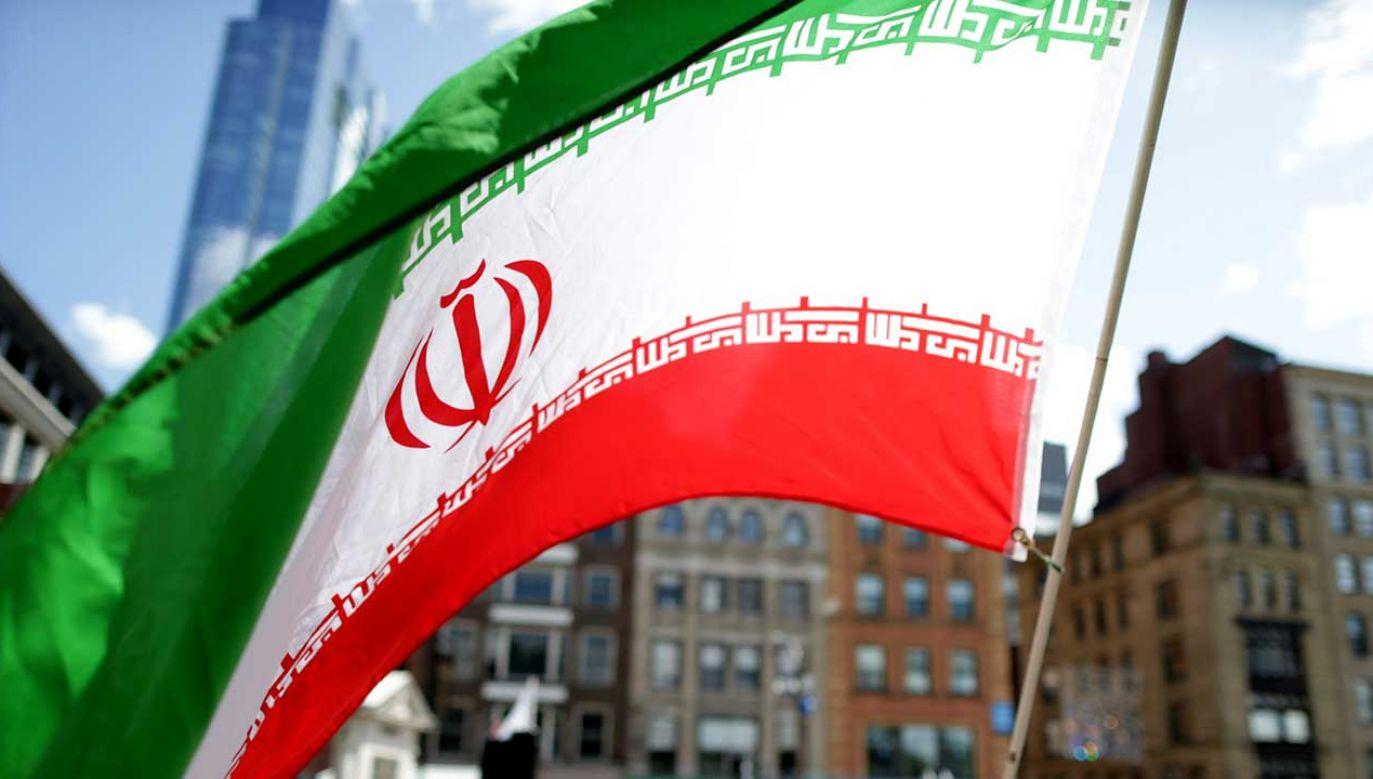 Irańskie władze poinformowały o rozbiciu siatki szpiegów rzekomo pracujących dla amerykańskiej CIA (fot. Jonathan Wiggs/The Boston Globe/Getty Images)