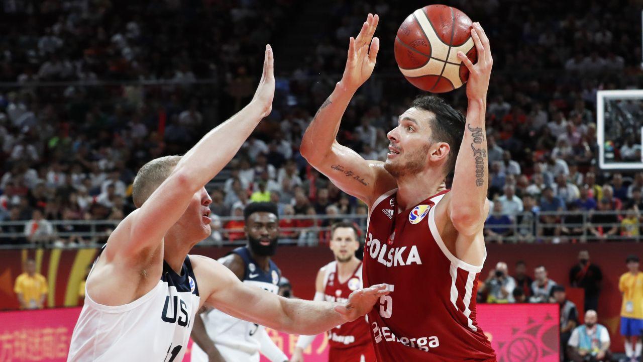 Na zakończenie mistrzostw Biało-Czerwoni zmierzyli się z USA (fot. Reuters/Kim Kyung Hoon)