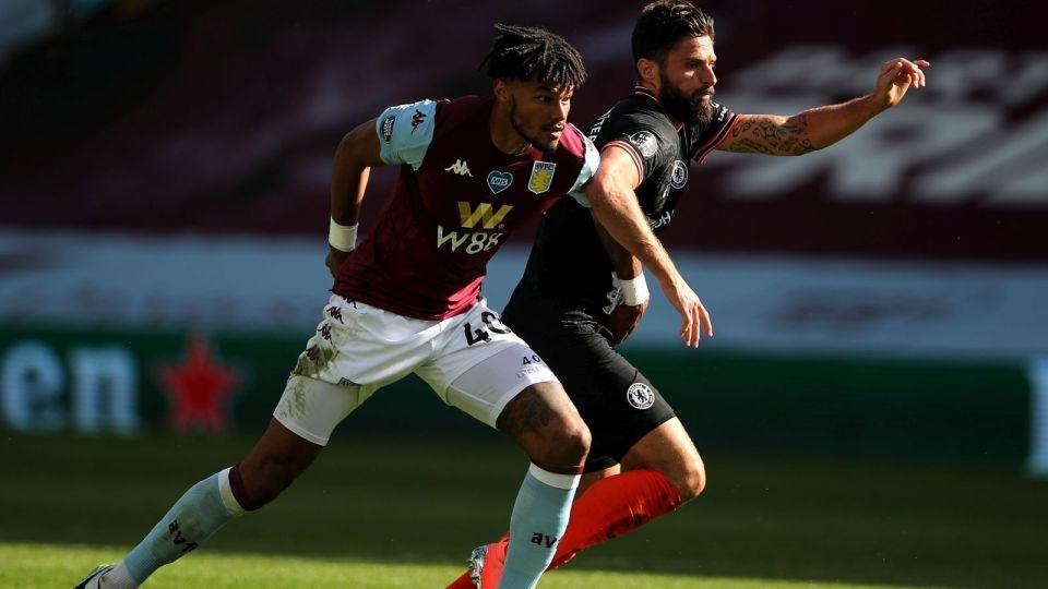 Aston Villa - Chelsea 1:2. Kolejne zwycięstwo Franka Lamparda