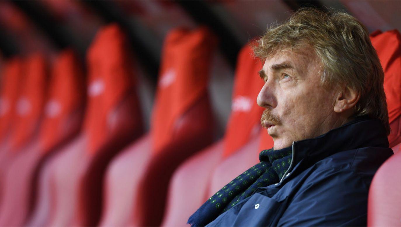 Zbigniew Boniek wskazał, że drużyna narodowa ma duży potencjał (fot. PAP/Piotr Nowak)