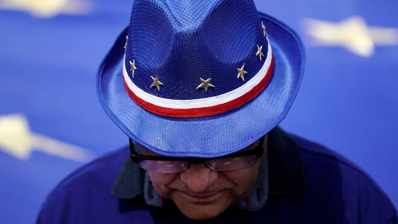Eurowybory odbędą się w niedzielę 26 maja (fot. Jaap Arriens/NurPhoto/Getty Images)