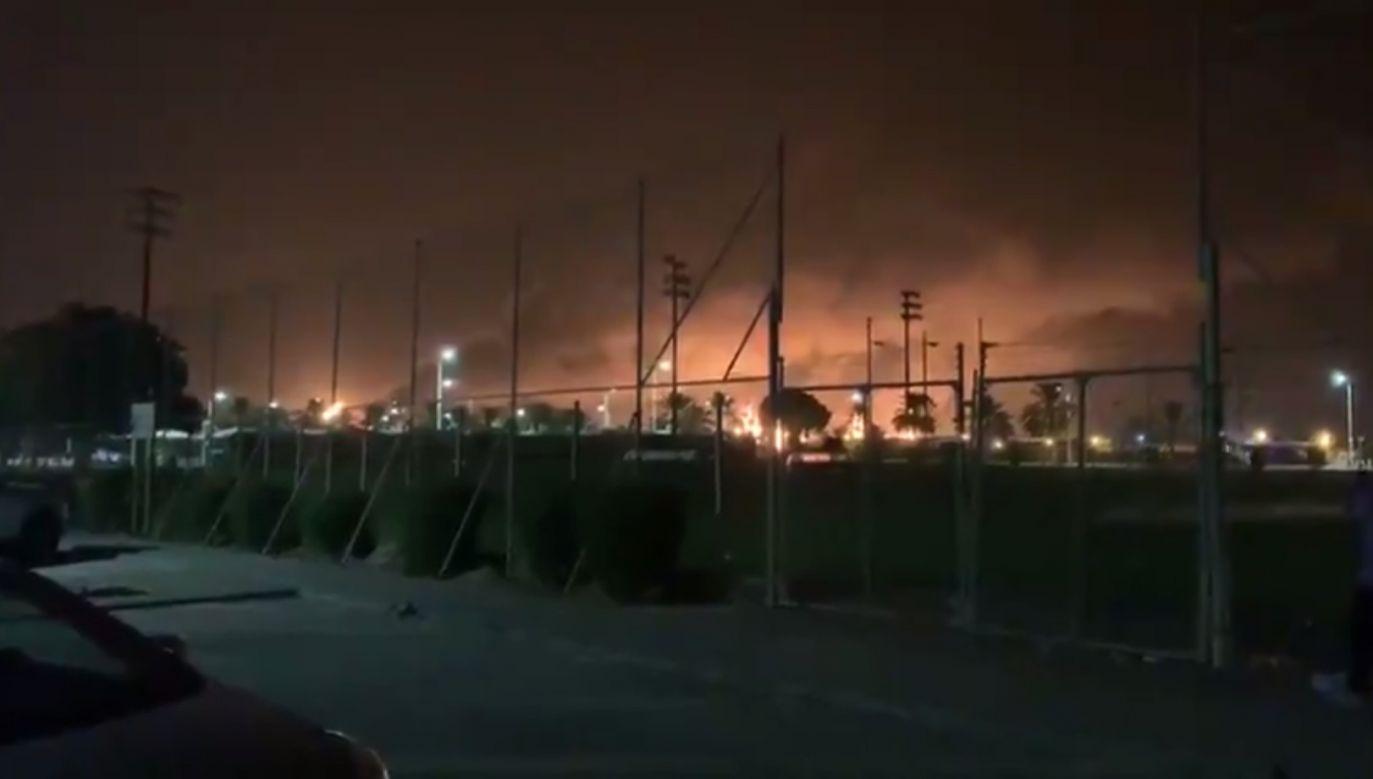 Rafineria Abqaiq określana jest jako największa instalacja do przerobu ropy na świecie (fot. TT/john_marquee)