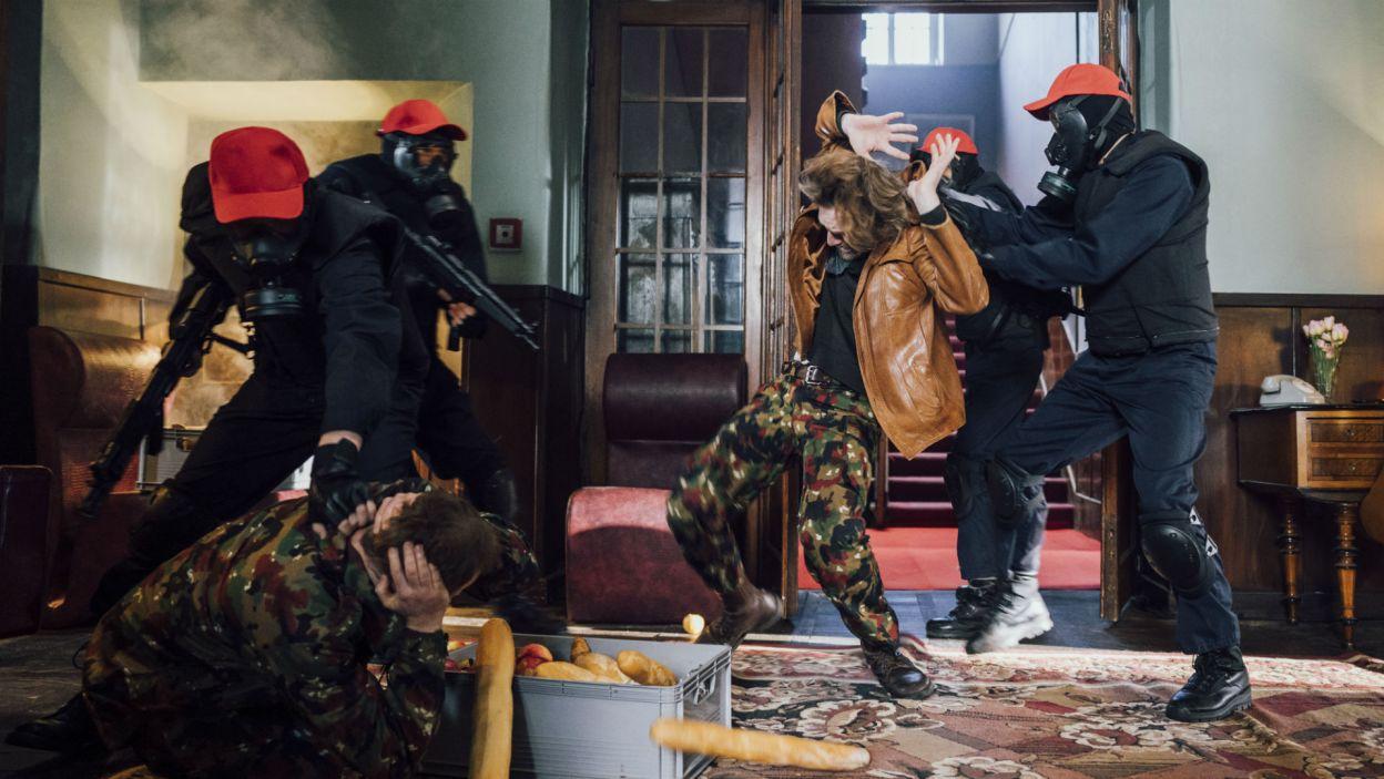 Akcję odbicia ambasady przygotowywały służby PRL, ale ostatecznie terrorystów ujęli Szwajcarzy (fot. Stanisław Loba)