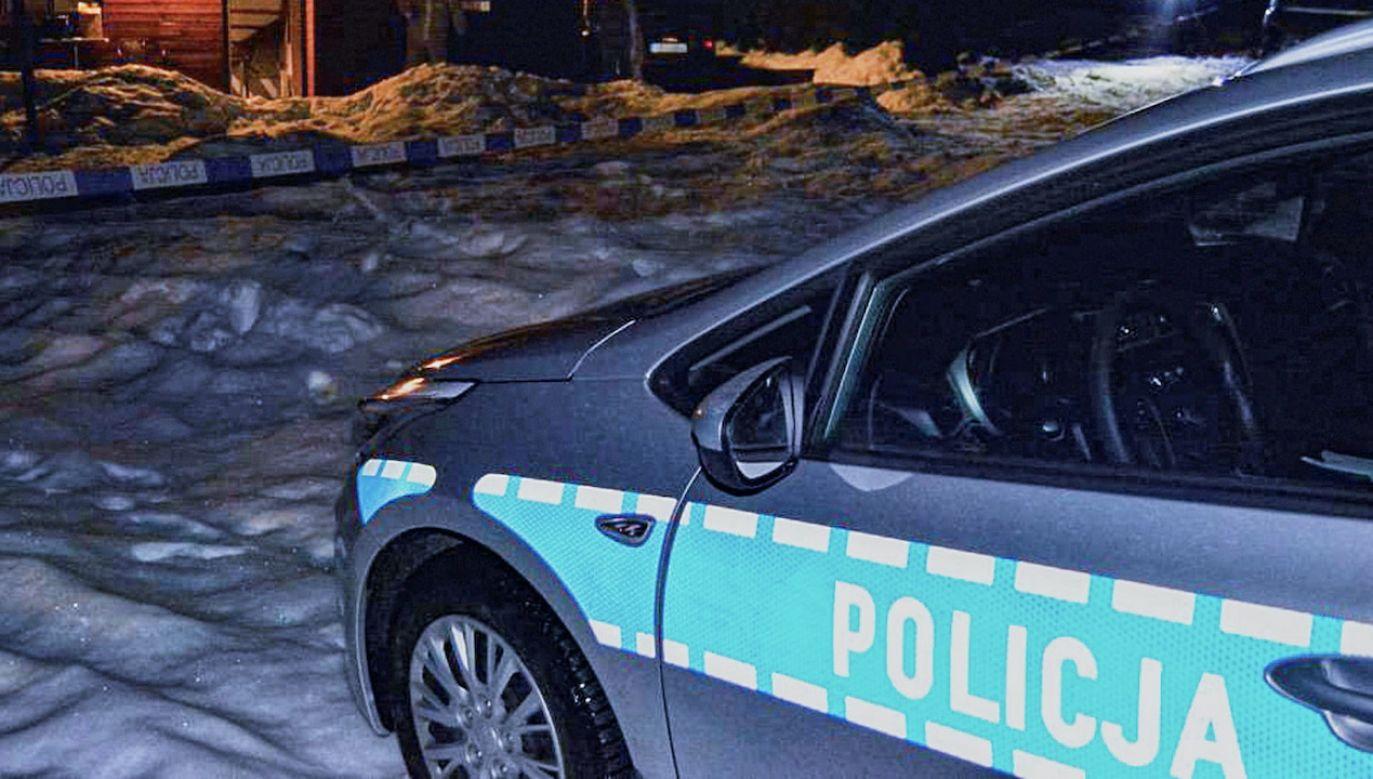 Emilia R. i jej partner Tomasz M. zostali aresztowani na trzy miesiące (fot. policja.pl, zdjęcie ilustracyjne)