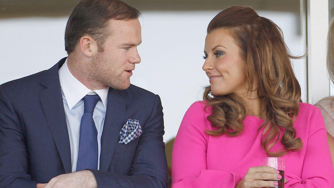Wayne Rooney na razie nie komentuje burzy, jaką rozpętała jego żona, Coleen. (fot. Christopher Furlong/Getty Images)