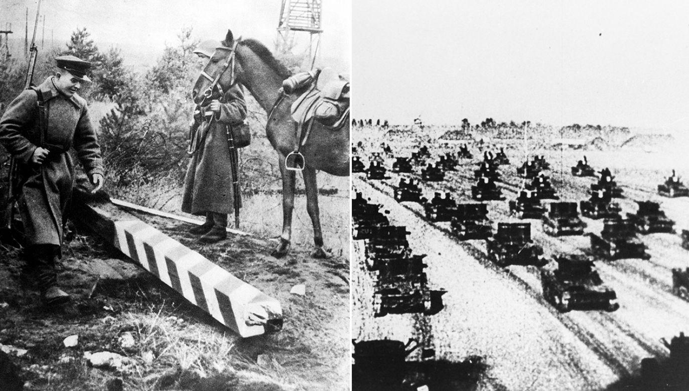 W  starciach z Armią Czerwoną zginęło ok. 2,5 tys. polskich żołnierzy, a ok. 20 tys. było rannych i zaginionych (fot. TASS file image/N. Lidov; PAP/CAF)