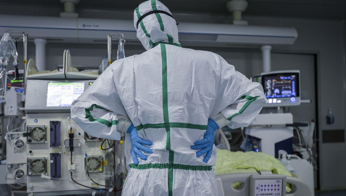 Epidemia rozszerza się na kolejne kraje europejskie (fot.PAP/EPA/SHI ZHI)