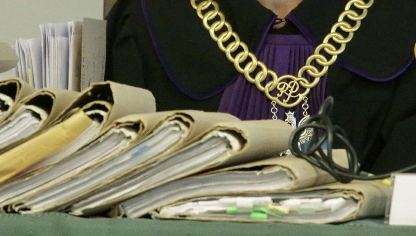 Sprawą gwałtu zajmie się Sąd Rejonowy w Radomiu (fot. PAP/Tomasz Waszczuk, zdjęcie ilustracyjne)