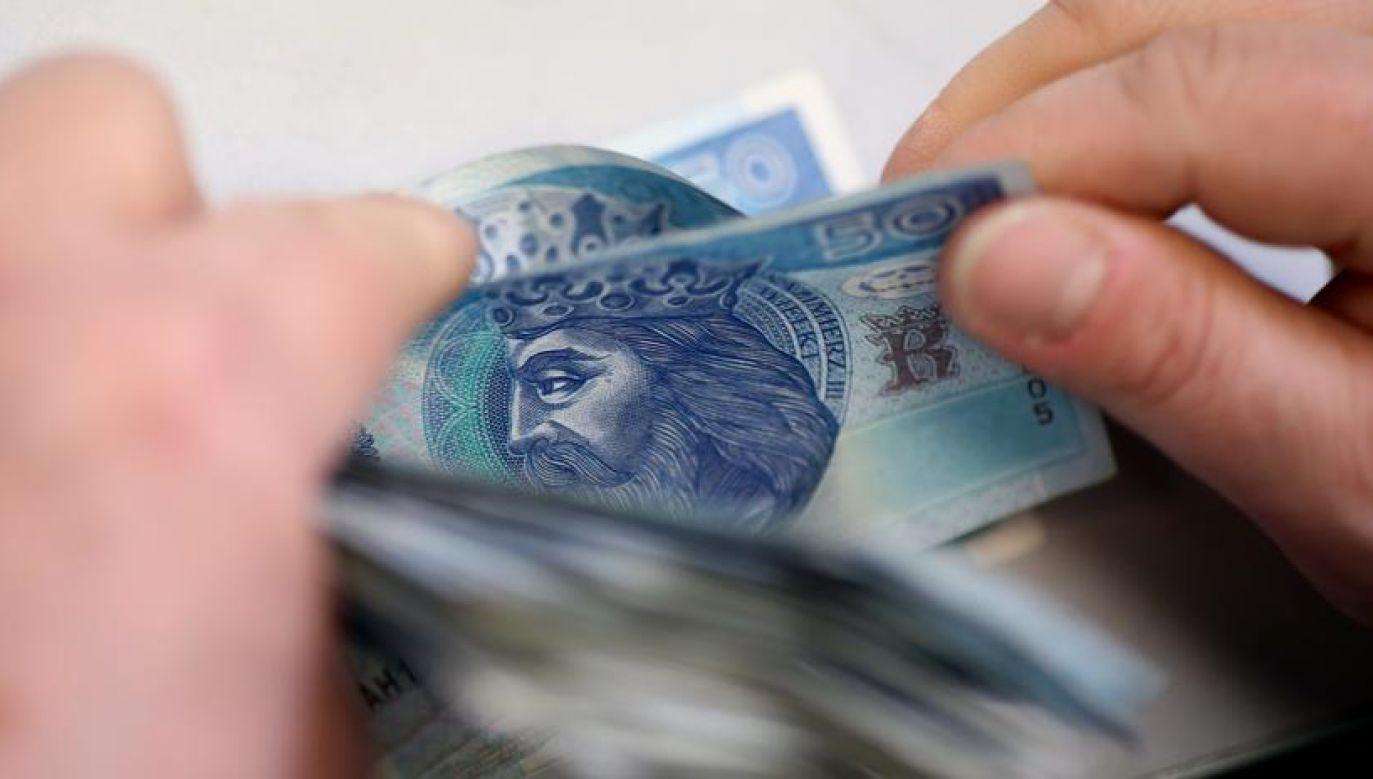 Według JakubaSuwalskiego,ekonomisty Polskiego Instytutu Ekonomicznego, za dobrą kondycję polskiej gospodarki odpowiadają trzy czynniki (fot. Leszek Szymański/PAP)