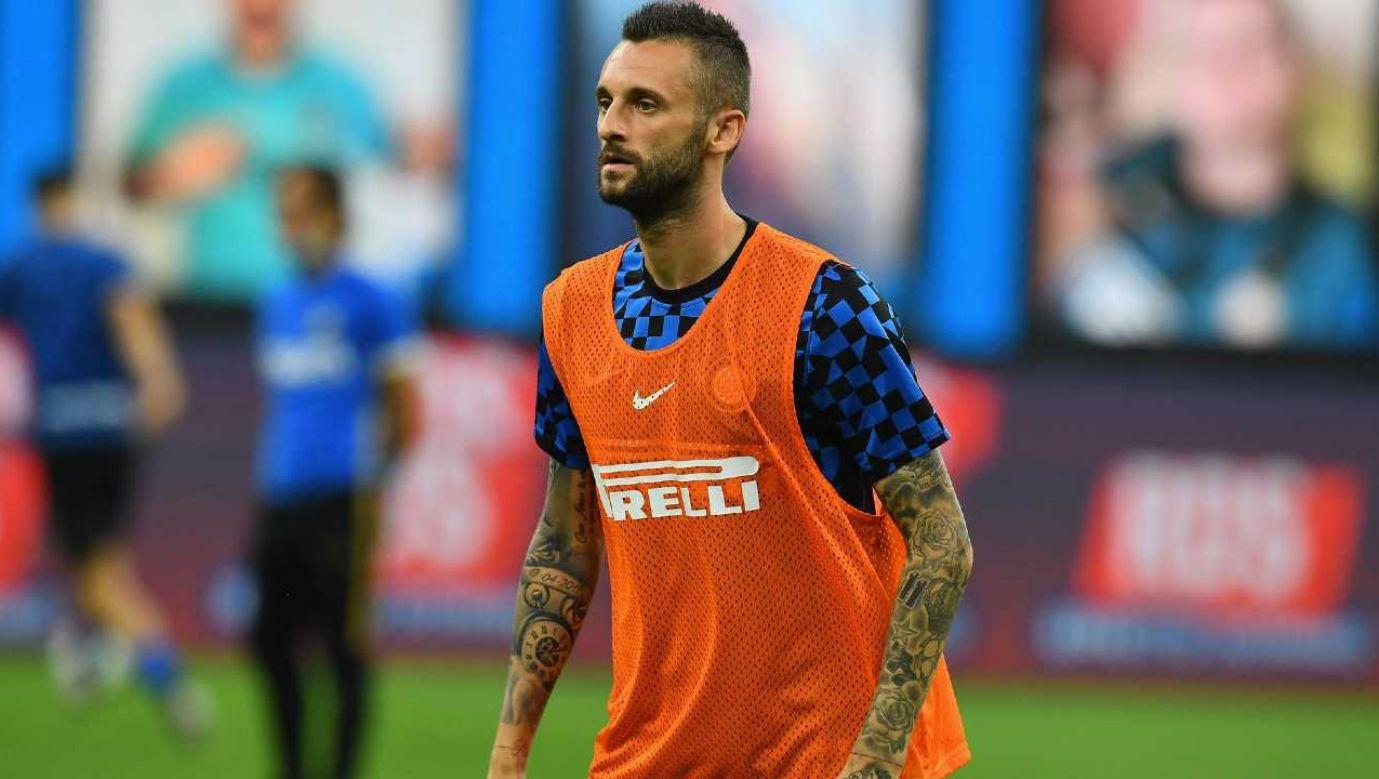 Marcelo Brozović stracił prawo jazdy (fot. FB/Inter Mediolan)