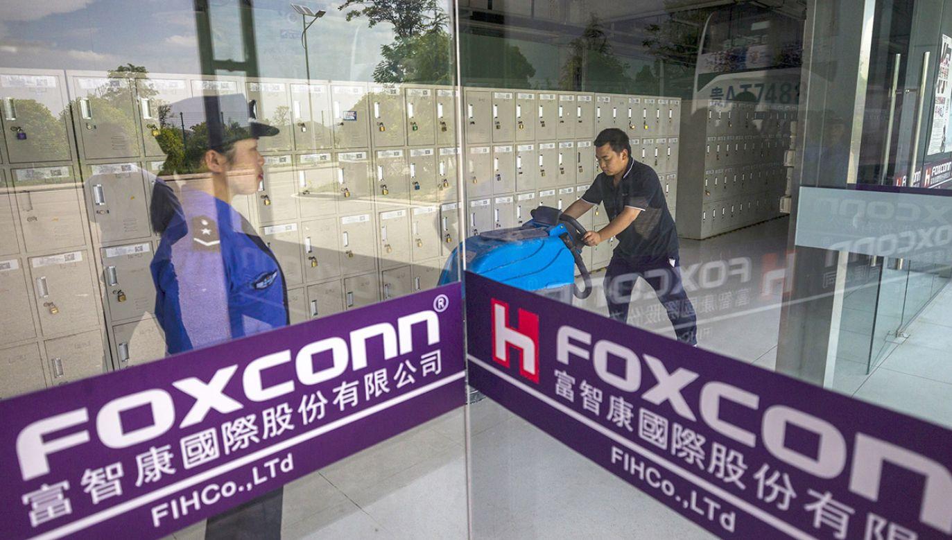 Chińskie problemy wywołane koronawirusem mogą spowodować zakłócenia w europejskim sektorze przemysłowym (fot. PAP/EPA/ALEKSANDAR PLAVEVSKI)