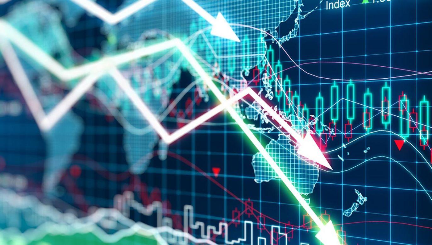 Jeżeli negatywne czynniki zostały przeszacowane, recesja może sięgnąć jedynie 6 proc. – wskazuje bank inwestycyjny (fot. Shutterstock/Who is Danny)
