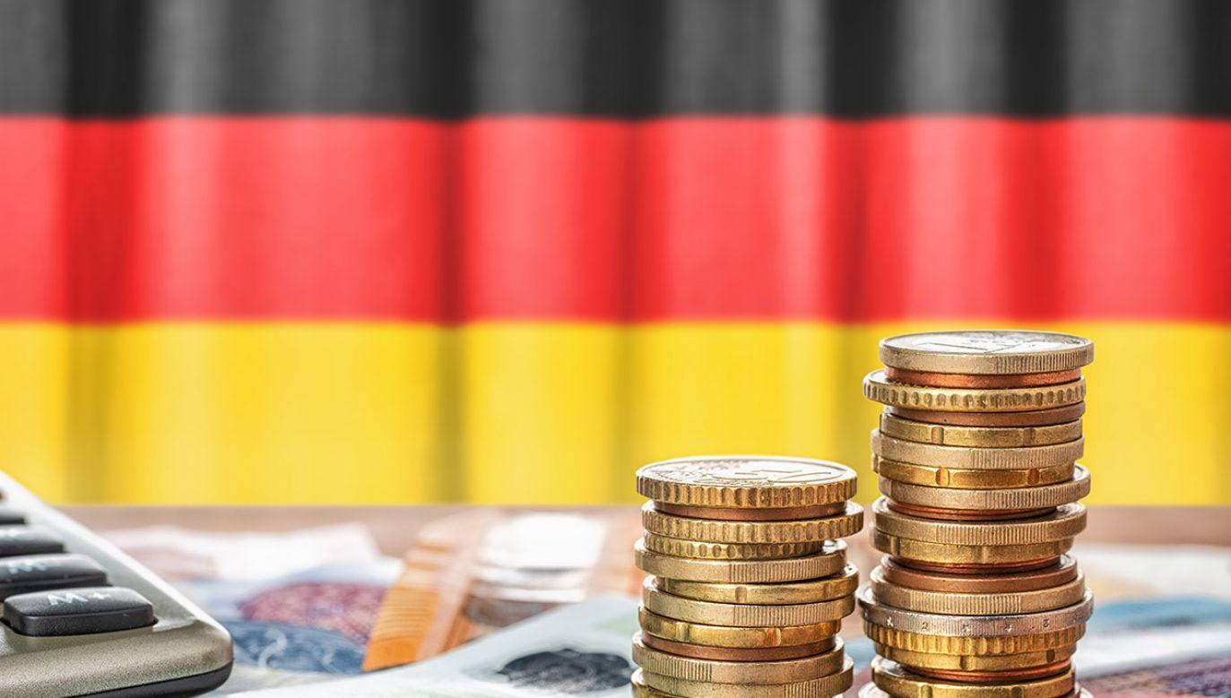 Niemiecki bank centralny po raz pierwszy od 40 lat bez zysku (fot. Shutterstock/Zerbor)