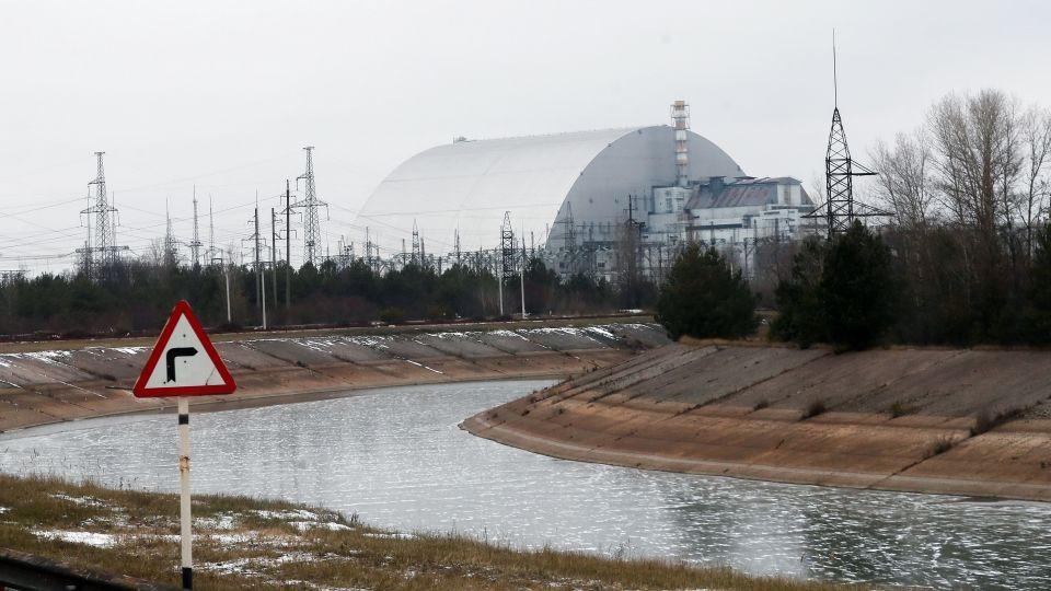 Płonie las wokół Czarnobyla. Służby informują o poziomie promieniowania wieszwiecej - tvp.info