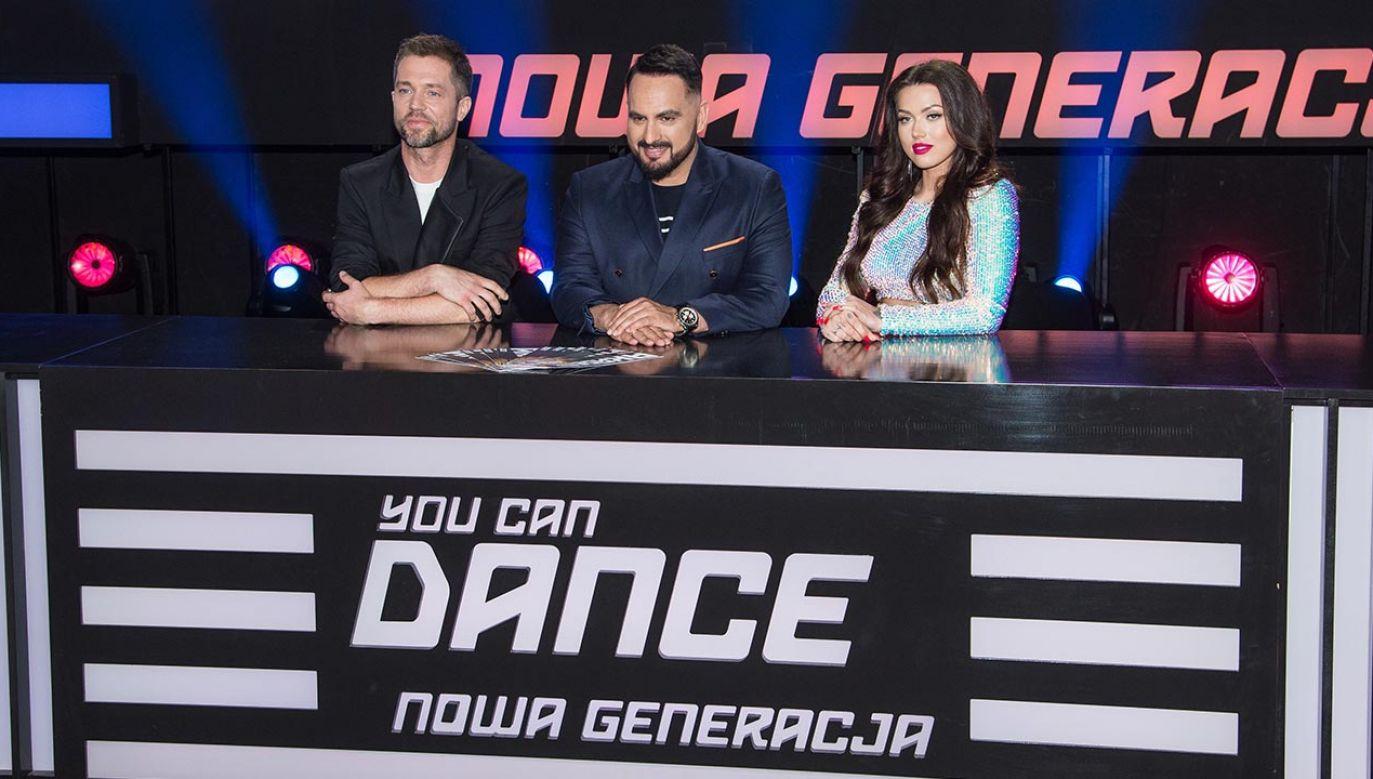 Już nie w piątek, ale w niedzielę o godzinie 17:15 będzie emitowany popularny program taneczny (fot. TVP)