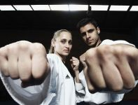 Taekwondo to tradycyjna koreańska sztuka walki, która oznacza