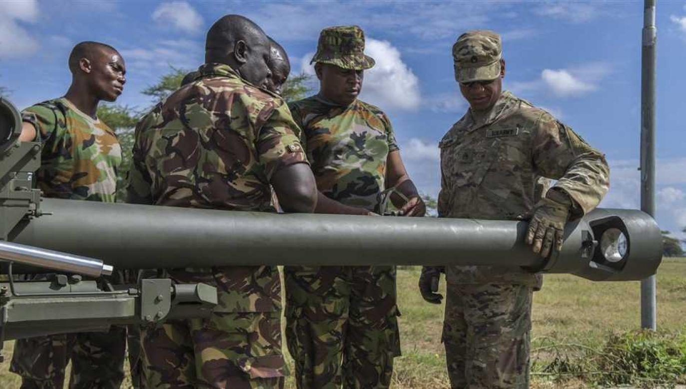 Wojsko zapowiada użycie czołgów (fot. US Army)