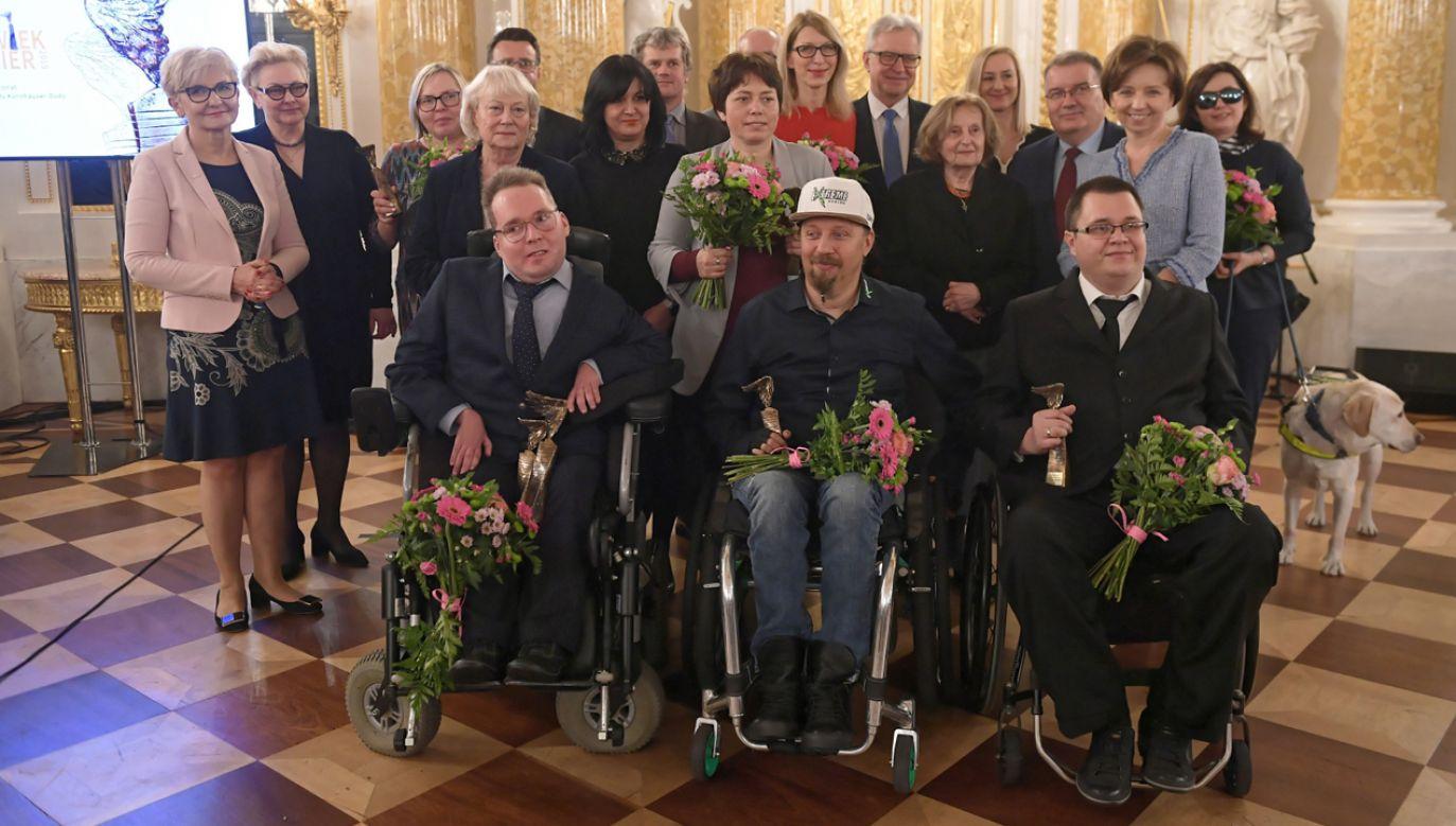 W szesnastu dotychczasowych edycjach konkursu nagrodzono ponad sto osób (fot. PAP/Marcin Obara)