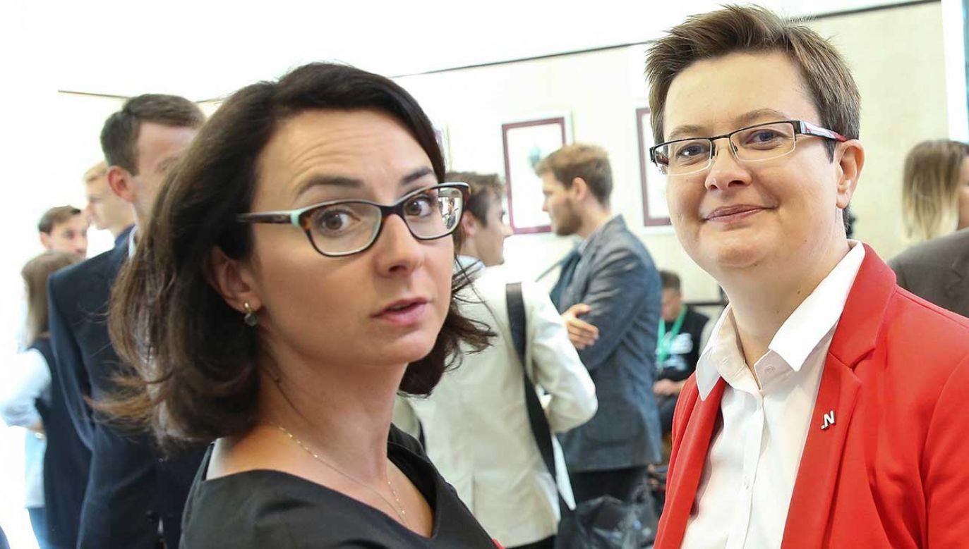 Apel do liderów Platformy i Nowoczesnej (fot.  arch. PAP/Rafał Guz)