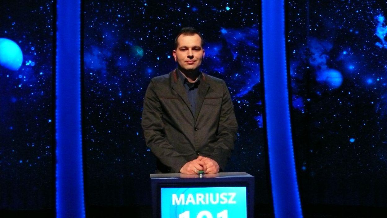 Mariusz Zyguła - zwycięzca 6 odcinka 114 edycji
